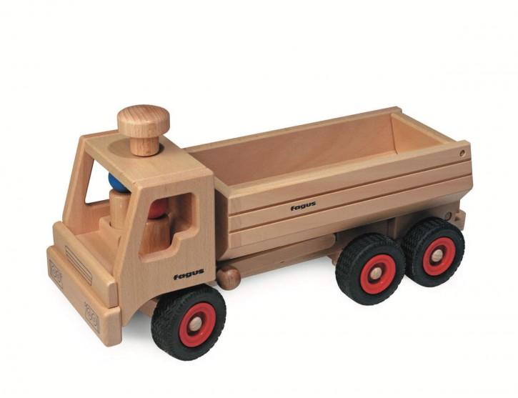fagus Muldenkipper-LKW mit Anhänger neu