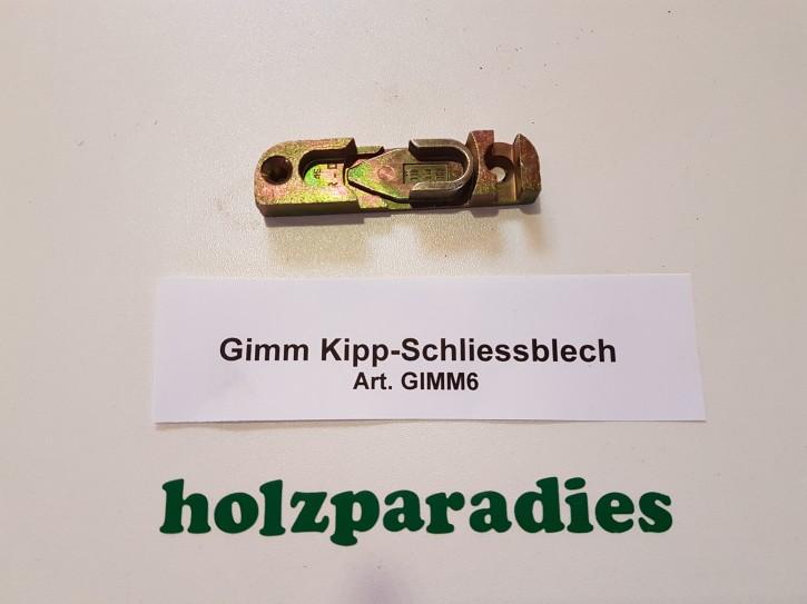 """""""Gimm"""" Kipp-Schliessblech """"rechts"""""""