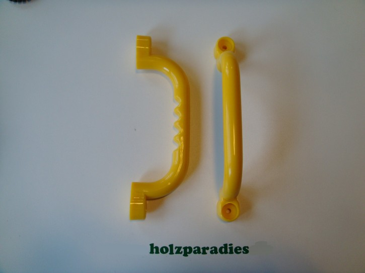 Haltegriffe 2er Set gelb