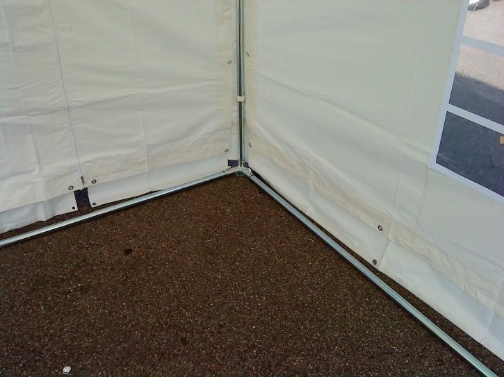 Bodenrahmen für Pagoden / Pavillon 3,6 x 3,6 m