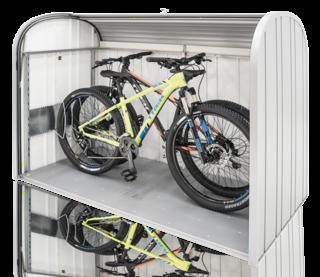 """Fahrradständer """"bikeHolder"""" für Größe 190"""