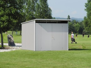 Gerätehaus AvantGarde Doppeltüre