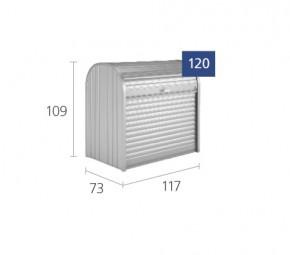 Eckregale-Set für StoreMax Größe 120, 160